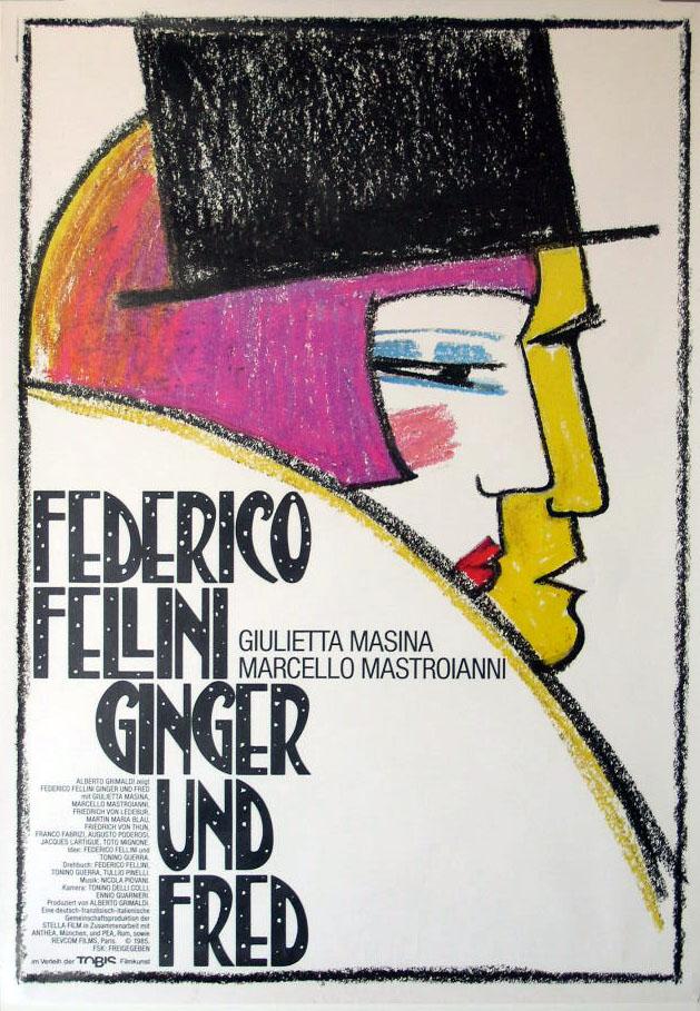 ჯინჯერი და ფრედი (ქართულად) Ginger e Fred