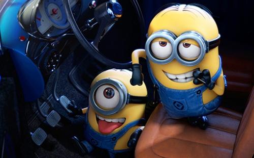 Despicable Me 2(2013) Minions
